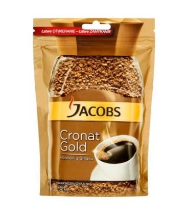 Jacobs Cronat Gold Kawa rozpuszczalna 75 g