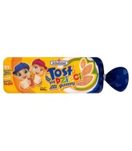 Schulstad Tost dla dzieci pszenny 500 g
