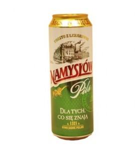 Piwo Namysłów 0,56l puszka