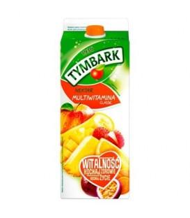 Tymbark Multiwitamina classic nektar 1,75 l karton