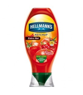 Hellmann's Ketchup Extra Hot 450 g