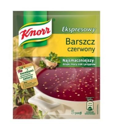 BARSZCZ CZERWONY EXPRESOWY KNORR 53G
