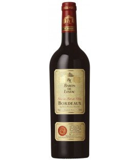 W.BORDEAUX BARON DE LESTAC rouge 750ml   0,75 l
