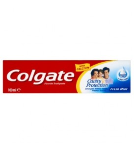 Colgate Pasta d/zębów Cavity Protection 100ml