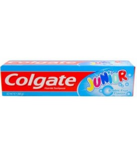 Colgate Pasta d/zębów Junior Bubble 50ml