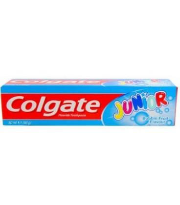 Colgate Pasta d/zębów Junior Bubble 50ml