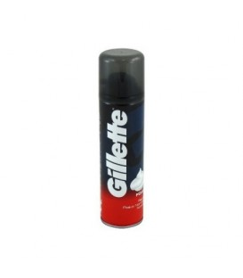 Gillette Pianka regular 200ml