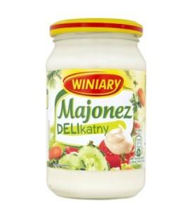 WINIARY Majonez Delikatny 400ml