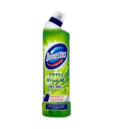 Domestos total higiena żel lime 700ml