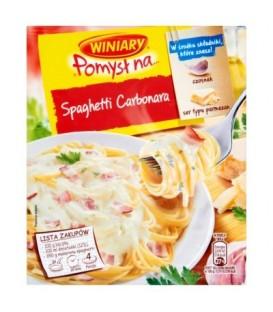 Nestle Pomysł na spaghetti carbonara 34g