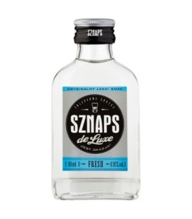 Sznaps de Luxe Fresh 24 % vol. 90  ml