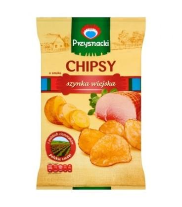 Felix chipsy przysnacki szynka wiejska 135g