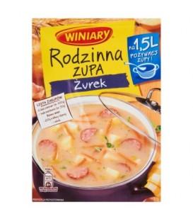 Winiary Rodzinna Zupa Żurek 91g