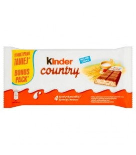 Ferrero Kinder Country 94g