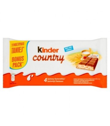 Ferrero Kinder Country 94g