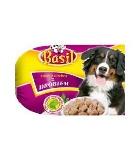 Basil baton dla psa z drobiem 900g