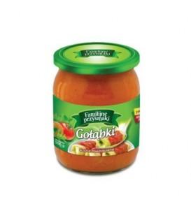 Familijne Przysmaki Gołąbki w sosie pomidor500g