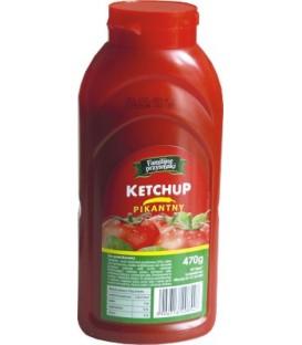 Familijne Przysmaki Ketchup pikantny 470g