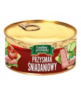 Familijne przysmaki Konserwa Przysmak Śniad.300g