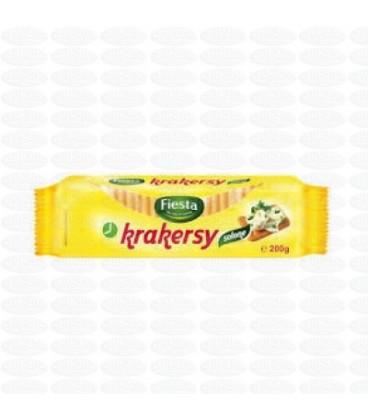 Fiesta Krakersy słone 180g