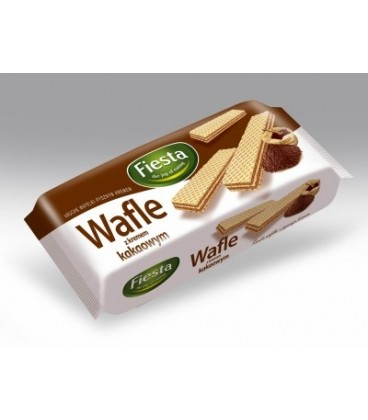 Fiesta Wafle kakaowe 400g