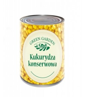 Green Garden Kukurydza 400g