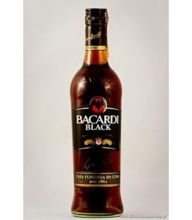 BACARDI BLACK 0,5L
