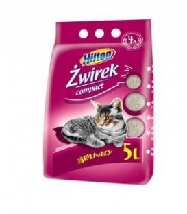 Hilton Żwirek dla kota compact 5L