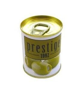 Prestige oliwki nadziewane anchois puszka 125g