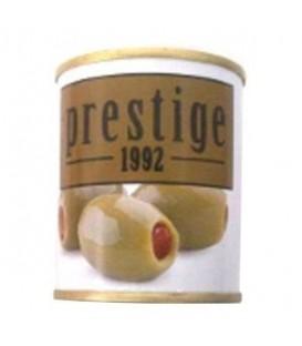 Prestige oliwki nadziewane papryką puszka 125g