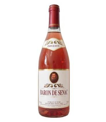 Baron de Senac wino różowe 0,75L