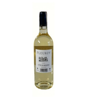 Cotes de Bergerac wino białe słodkie   0,75L