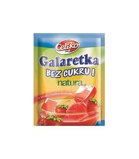 Celiko galaretka o smaku truskawkowym b/c b/g 14g