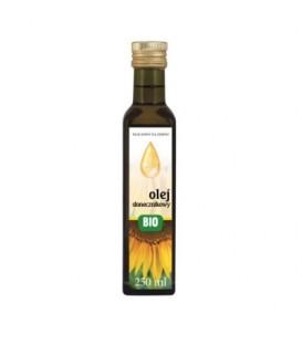 Look-Food olej z ziaren słonecznika 250ml