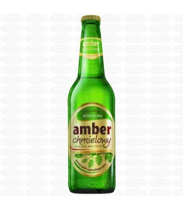 Amber Chmielowy piwo but.0,5L