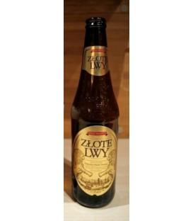 Amber Złote lwy piwo but.0,5L