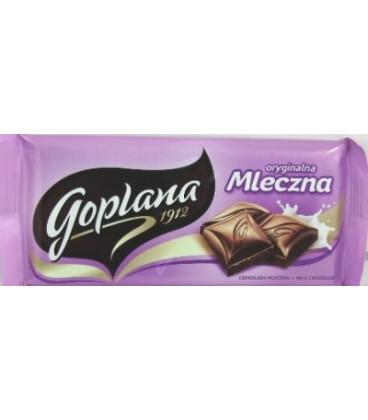 Goplana czekolada oryginalna mleczna 90g