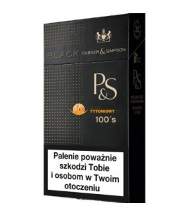 Parker&Simpson Black 100