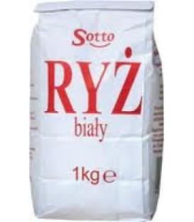 Sotto Ryż Biały Długoziarnisty 1kg papier