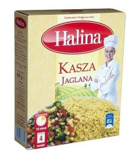 Sawex Halina kasza jaglana 4x100g
