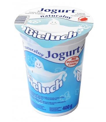 BIELUCH Jogurt Naturalny 400 g