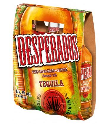 Desperados Original but.bzw. 3x0,4l