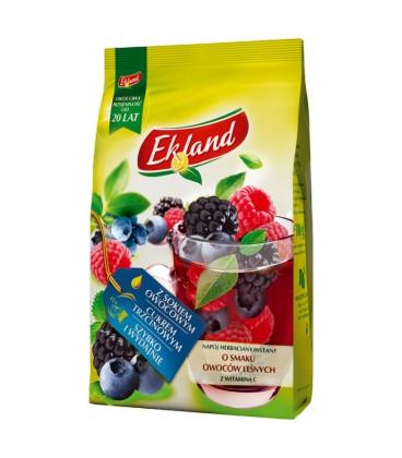 Ekland Napój herbaciany instant owoce leśne 300 g