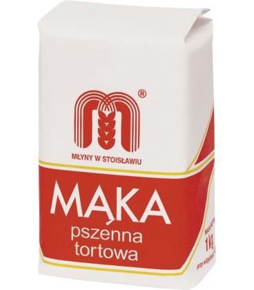 Mąka pszenna tortowa  1 kg