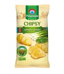 Chipsy Przysnacki- cebulka dymka 135 g