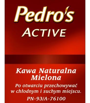 KAWA MIELONA PEDROS ACTIVE VAC 250G