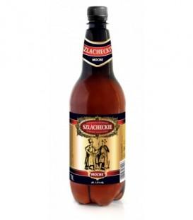 Szlacheckie piwo mocne 7% butelka pet 1L