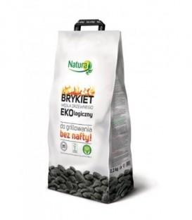 Brykiet węgla drzewnego ekologiczny 2,2kg