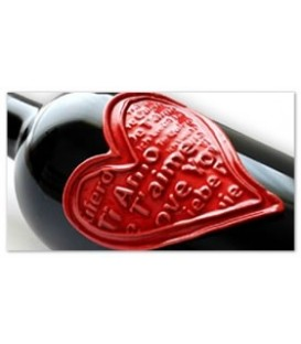 Wino Kocham Cię Mamo Nero d`Avola cz/wytr.0,75l