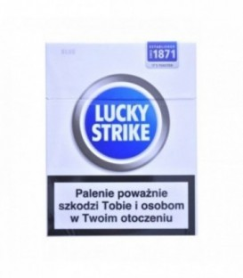 Lucky Strike Blue 22KS